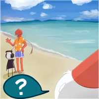 nice little beach you got here by stepswitcher