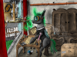 Why so bloody inaccurate?! by Raedin