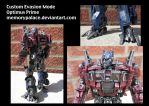 Evasion Mode Prime G1 style by memorypalace