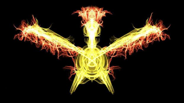 Moltres NEON by KurB1