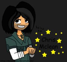 Total Drama Chris Mclean by Maramasama