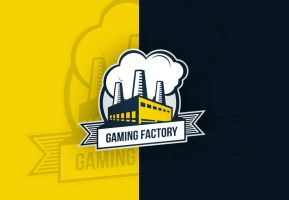 Gaming-Factory.eu - logo by MYeSportdesign