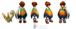 Fynn Turnaround Sheet by fightingfailure