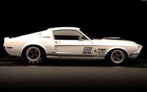 Shelby Mustang GT500 '68 by HAYW1R3