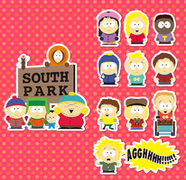 south park by inano2009