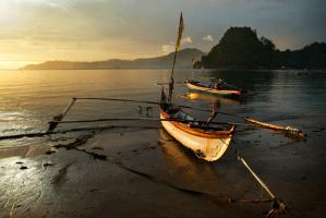 On The Karang Tirta's Beach by apipro