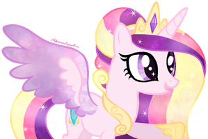 The Pretty Princess by NightmareLunaFan