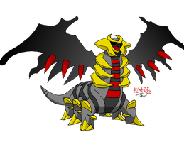 Giratina by Flare520