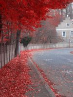 Red Fall by eek2