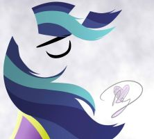 Shining Armour Minimalist by Because-Im-Pink