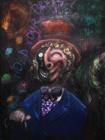 Willy Wonka by grr9