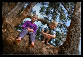 My two by RaynePhotography