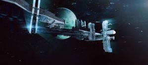 The magi - Defence station by bradwright