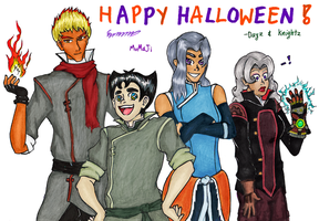 HAPPY HALLOWEEN! (Dayz n Knightz) by Emmajh97