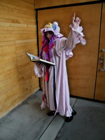 Patchouli Knowledge cosplay by tearsofdream