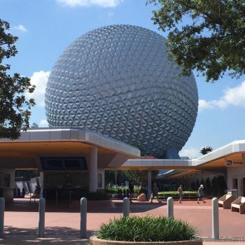 Spaceship Earth by CarolinesEcho