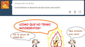 Flareon Moves by NeoRafa