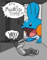 ITS MUDKIP TIME by HollowMasterDX-24643