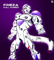 Frieza Full Power by BlinVarfi
