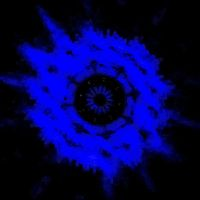 Eye Of The Blue Rose by DraeX