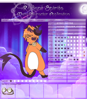 ::Radiant Spirits:: Baron the Steel/Water V5 by ZAFTs-Prince