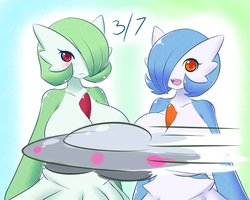 Happy Gardevoir day march 7! by Jcdr