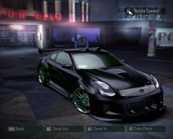 NFS Carbon - Infinity G35 (V35) by DiRT2015