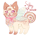 Fairy Bread Auction! OPEN by Jackaloaf