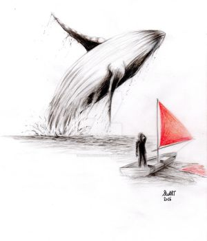 The Whale by sketcher298