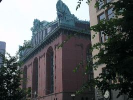 Harold Washington Library by bodesta
