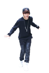 BTS Jimin PNG by dyoomma