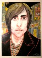 Jason Schwartzman by AndrewLaFish-Arts