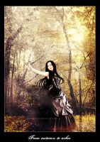 From autumn to ashes by ObscureChaos