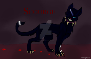 Scourge The Monster by Vitanifan55