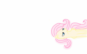 Fluttershy For A Picture by ElementOfGaming