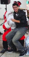 Never too old for santa by Silent-Arpeggio