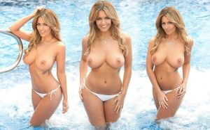 Holly peers by pepeluis8