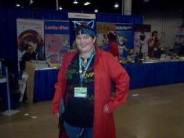 Me at ACen '08 by EdwardxWinryrocks
