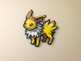 Jolteon - Fuse Beads by chocovanillite