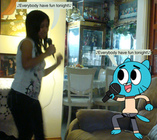 Gumball and I sang in duet by Magic-Kristina-KW