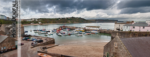 Tenby Harbour by hokum-deadfall