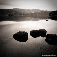 The Lake XII by adamlack