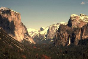 Yosemite by motrav