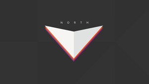 North [Wallpaper] by Stewie2kill
