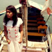 on boat by septiansyah