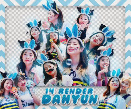 [SHARE RENDER] DAHYUN TWICE 14 PNGS by JudilsGoer