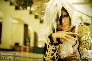 Versailles - Holy Grail - [Teru] by ZephyrusSly