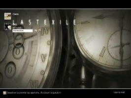 Last Exile Logon - Clock 1 by walaf