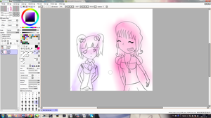 AT w.I.P  Lene and Sanja by htfloveAPH