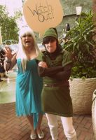 Katsucon 2013 - WATCH OUT. by Roanam